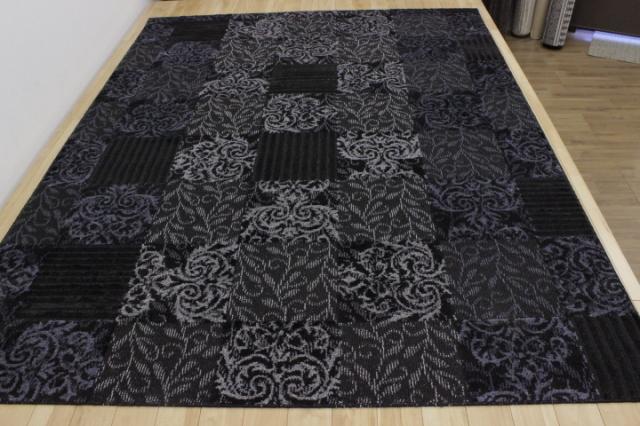 在庫のみ 驚きのスーパープライス 日本製 高級 カーペット じゅうたん 絨毯 ラグ 【品名 廃盤品/アマンド】 約3畳 185×240cm