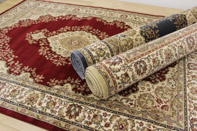 大幅値下げしました!約50%OFF トルコ製 35万ノット ウィルトン織り カーペット 絨毯 じゅうたん ラグ 【品名 エテルノ】 3畳床暖適応サイズ 200x290cm