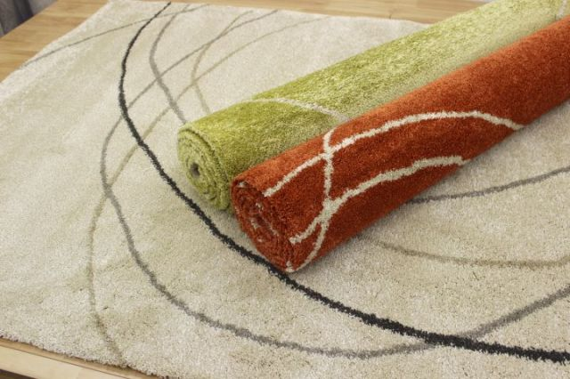 廃盤品が激安 超高級グレード ベルギー製 ウィルトン織 セミシャギー ラグ カーペット じゅうたん 【商品名 廃盤 レント】 約1.5畳 140×200cm