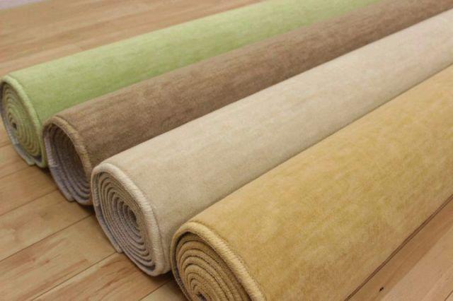 防音 カーペット 6畳 日本製 絨毯 じゅうたん 【品名 BO-50】 江戸間6畳 261×352cm