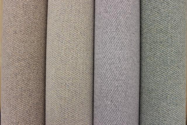 ウール カーペット 絨毯 じゅうたん 日本製  防炎 ウール100% 人気 【品名 ウイング 】 江戸間 6畳 261×352cm
