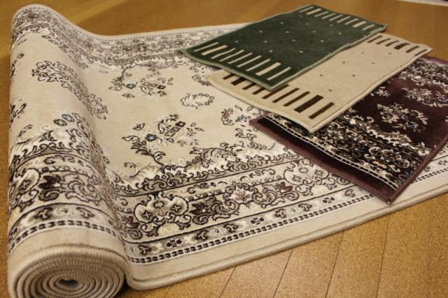 日本製・廊下敷きカーペット【ルピナス】 67cm幅 1cmあたり