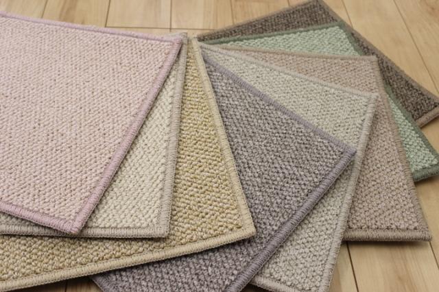 日本製高機能リップルループ 廊下敷きカーペット 絨毯 【マスターフル】 幅80×長さ540cm