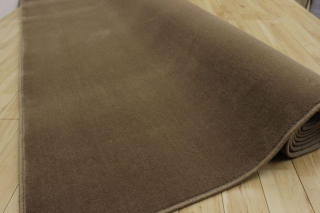 特売品 カーペット ウールマーク 絨毯 じゅうたん スミノエ 最高級 アウトレット 【品名 廃盤 ウールレックス】 江戸間 6畳 261×352cm
