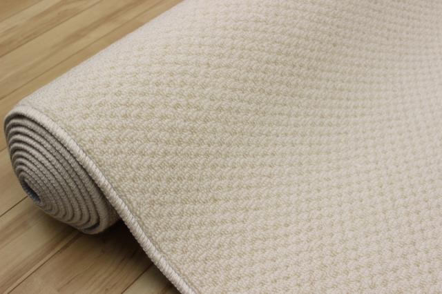 《在庫処分》 防音 カーペット 防ダニ 抗菌 じゅうたん 絨毯 日本製 人気 【品名 現品限り オーシャン】 江戸間 6畳 261×352cm