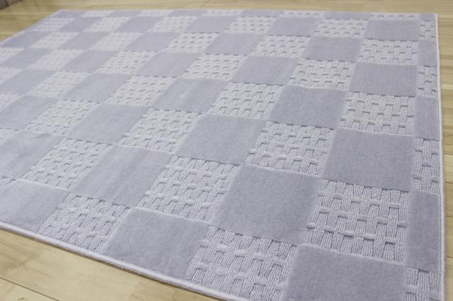 《在庫処分》 防音 ラグ 140×200cm  防音特級  LL-35  抗菌 防臭 絨毯 カーペット 【品名 現品限り サーボチェック】