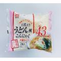 【期間限定】豆乳入り うどん風こんにゃく 2食入り(和風スープ付)