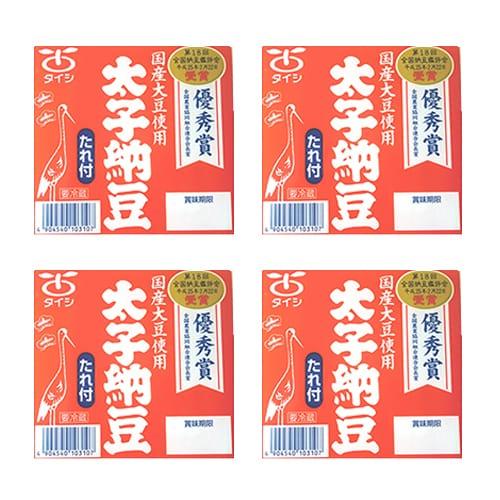 定期購入_太子納豆4個セット