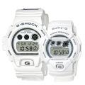 G-SHOCK ジーショック 腕時計 Baby-G G PRESENTSラバーズコレクション2016 ホワイトLOV-16C-7JR ペアウォッチ