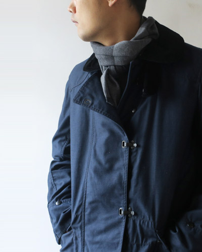 [Engineered Garments] Fireman Jacket