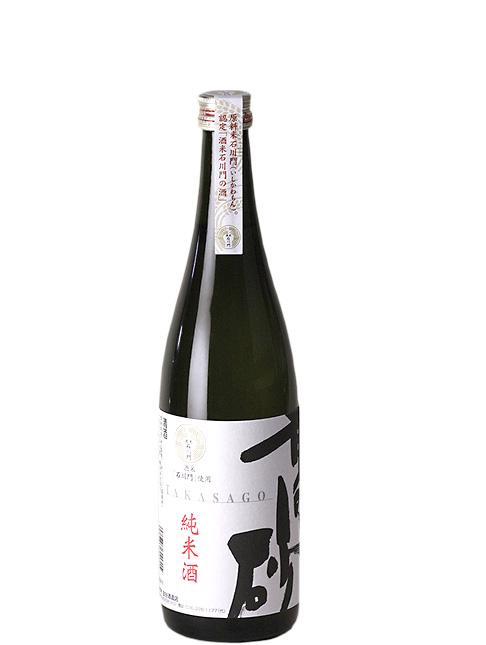 純米酒 石川門