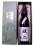 長寿祝いラベル酒石川門1800