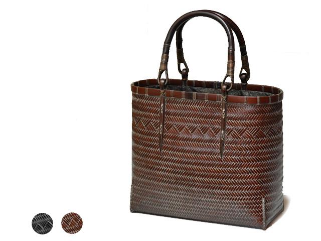 網代編みバッグL3mm 竹バッグ 通販 ハンドバッグ