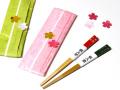 入園・入学の御祝に名入れ箸色彩カート