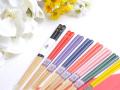 色彩ウェディング箸 お祝いに名入れ箸
