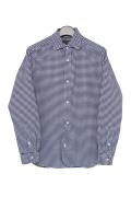 ナイジェルケーボン(NIGEL CABOURN)のブリティッシュオフィサーズシャツ(ギンガム)