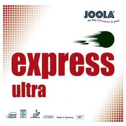 JOOLA EXPRESS ULTRA(表ソフト)