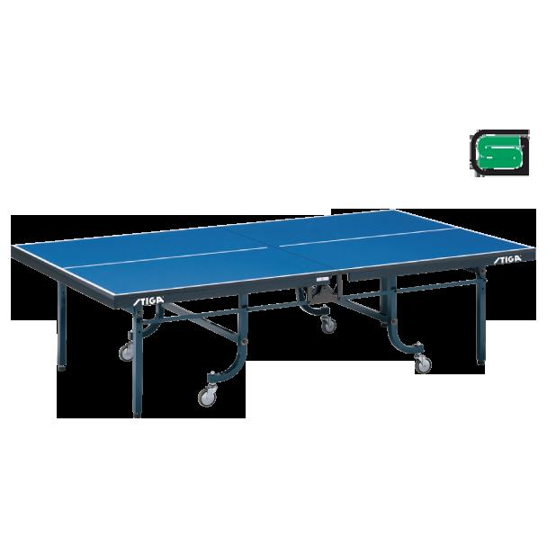 STIGA 国際公式規格サイズ SS25型 卓球台