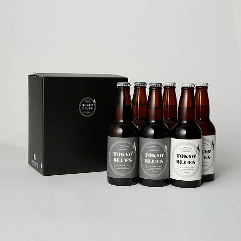 TOKYO BLUES 2種詰め合わせ 6本セット【化粧箱】