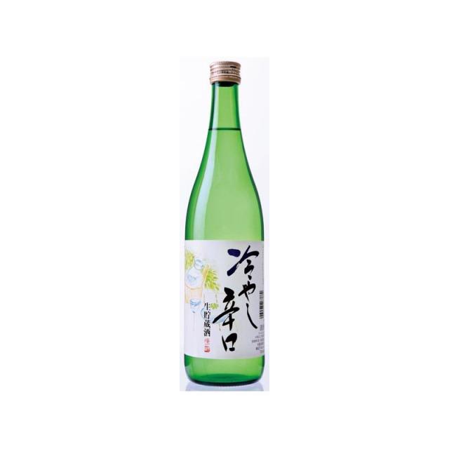 多満自慢 冷やし辛口 生貯蔵酒 720ml