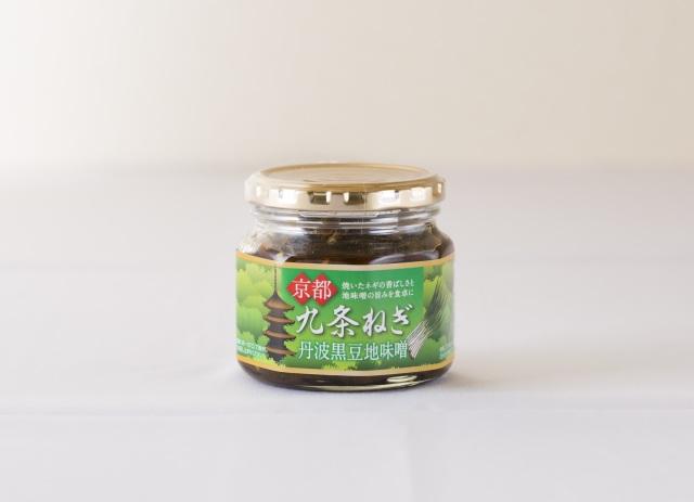丹後コシヒカリとの相性バッチリ 京都九条ネギ丹波黒豆地味噌