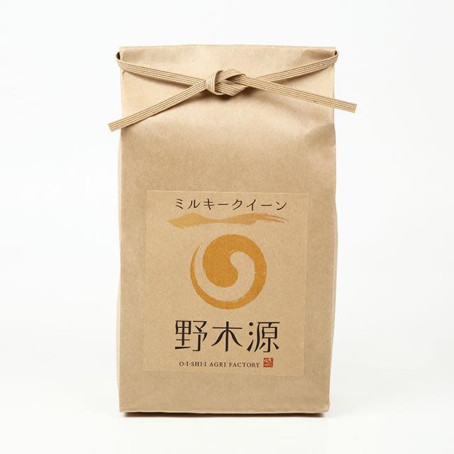 京都丹後産ミルキークイーン【冷めてもモチモチした食感が特徴】【2016年度新米】