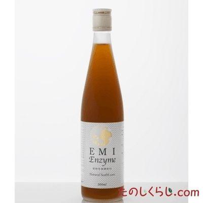 【送料無料】EMI酵素 500ml 原材料はすべて国内産に厳選した酵素飲料
