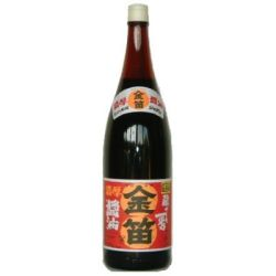 金笛 本醸造 濃口しょうゆ 1.8L 蔵づくり一番 醤油