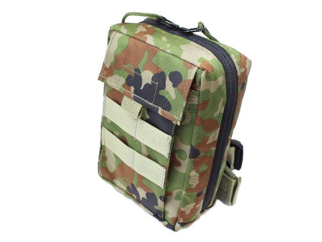新型 救急品袋(個人携行救急品入) 官給品仕様
