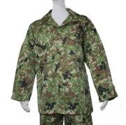 迷彩戦闘服3型(Lタイプ)