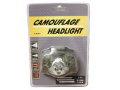 陸自迷彩柄 LEDヘッドライト