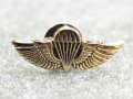 陸上自衛隊空挺徽章ピンバッチ