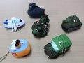 自衛隊装備品ぬいぐるみキーホルダー(全6種類)