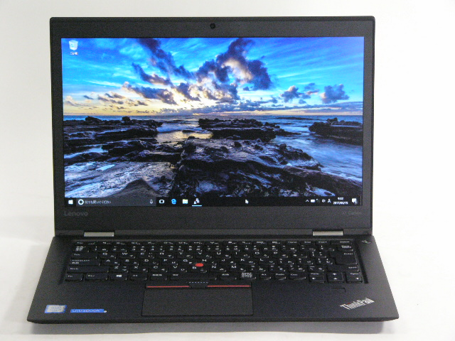 【再生品】ThinkPad X1 Carbon /Win 10 Pro /Core i7-6600U /256GB 16GB FHD