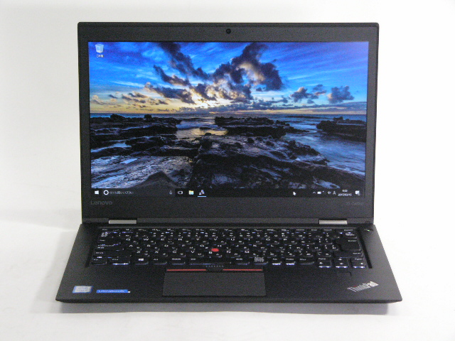【再生品】ThinkPad X1 Carbon /Win 10 /Core i7-6500U /256GB 8GB FHD