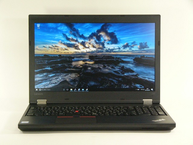【再生品】ThinkPad L560 /Win 10 Pro /Core i5-6200U /500GB 4GB FHD