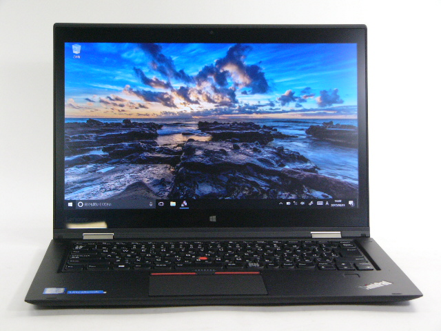 【再生品】ThinkPad X1 Yoga /Win 10 /Core i5-6200U /256GB 8GB FHD タッチ+ペン