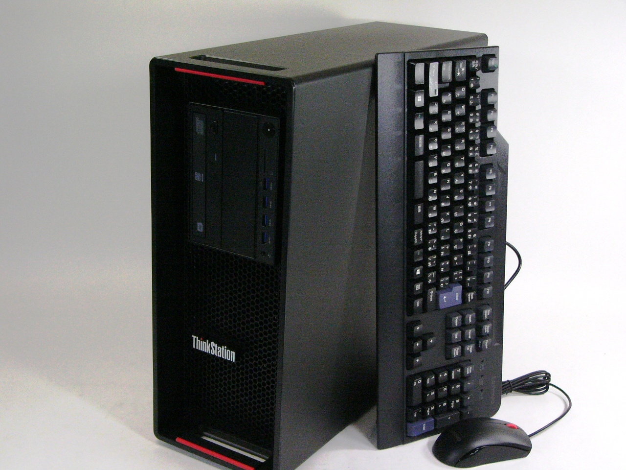 【再生品】ThinkStation P510 /Win 10 Pro /Xeon E5-1620 /256GB 32GB K2200