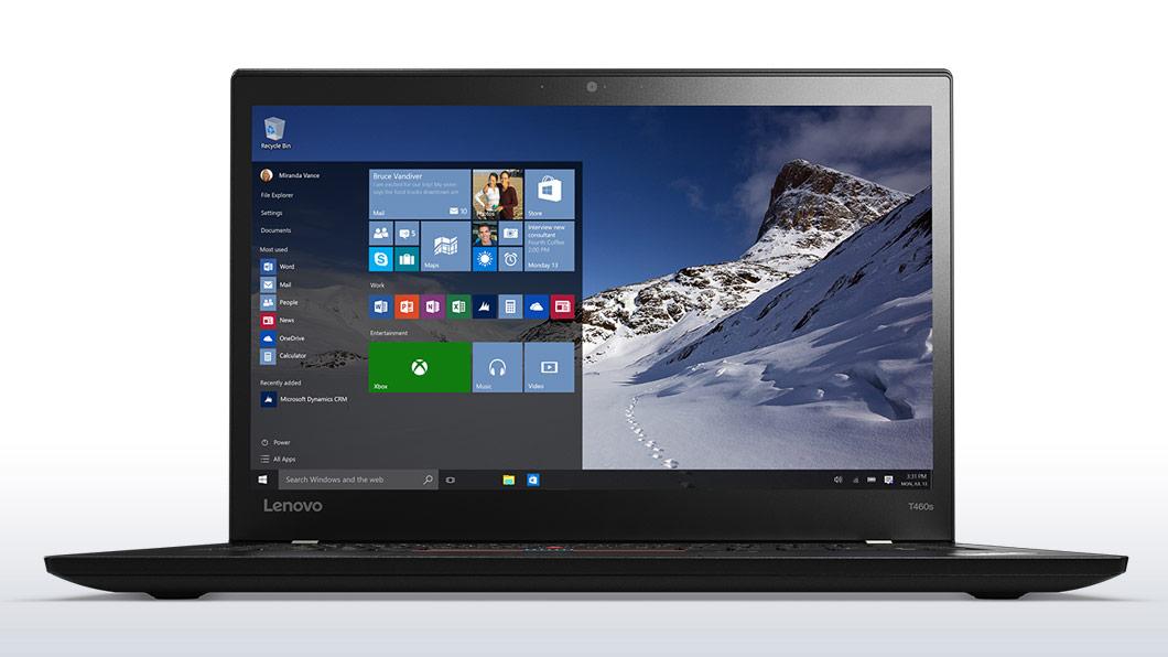 ■新品■ThinkPad T460s タッチ USキー /Win 10 /Core i7-6600U /256GB 8GB FHD office + WiGigドック 保証無