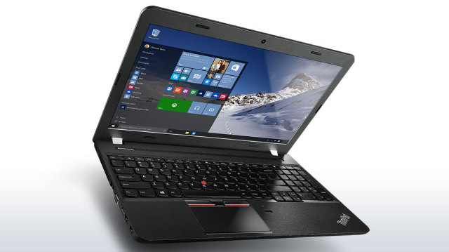 ■新品保証付■ThinkPad E560 /Win 10 /Core i5-6200U /256GB 4GB