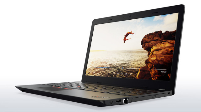 ■新品保証付■ThinkPad E570 /Win 10 /Core i3-7100U /128GB 4GB JBLスピーカー
