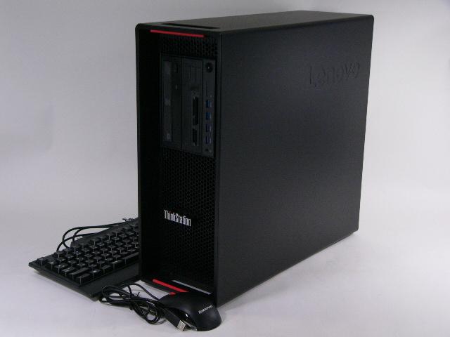 【再生品】ThinkStation P700 /Win 10 Pro /Xeon x2 /256GB+2TB 16GB K620