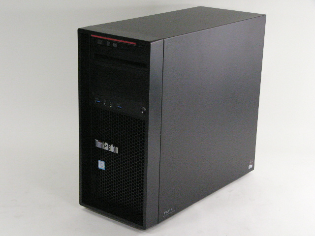 【再生品】ThinkStation P310 Tower /Win 10 Pro /Xeon /256GB 32GB K2200