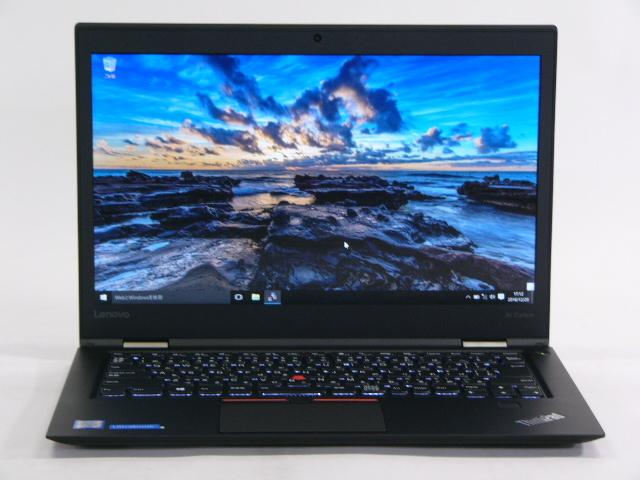 【再生品】ThinkPad X1 Carbon /Win 10 /Core i7-6600U /512GB 16GB FHD