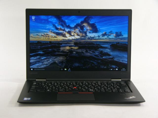 【再生品】ThinkPad X1 Carbon /Win 10 /Core i7-6500U /256GB 8GB FHD