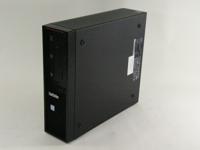 【再生品】ThinkStation P310 SFF /Win 10 Pro /Xeon /500GB 8GB K620