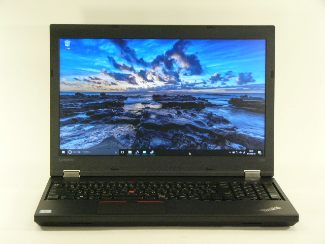 【再生品】ThinkPad L560 /Win 10 Pro /Core i5-6200U /256GB 4GB