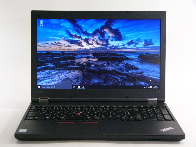 【再生品】ThinkPad L560 /Win 10 Pro /Core i5-6200U /256GB 8GB