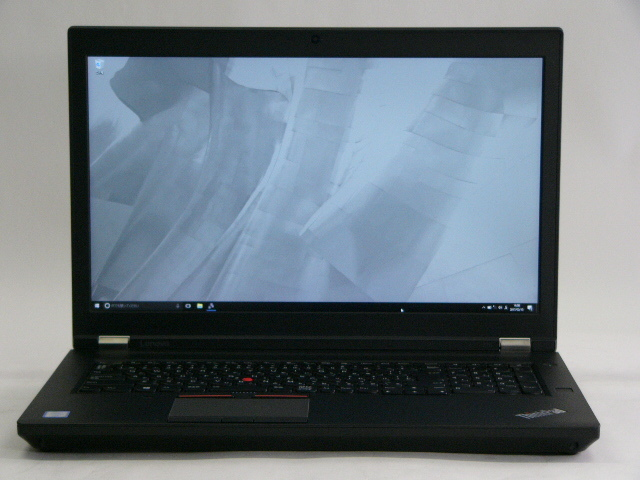 【再生品】ThinkPad P70 /Win 10 Pro /Core i7-6700HQ /256GB+500GB 8GB FHD M600M