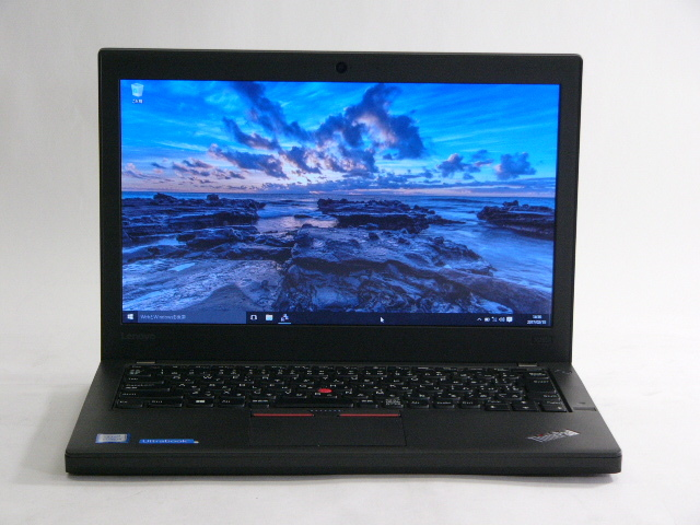【再生品】ThinkPad X260 /Win 10 Pro /Core i5-6200U /256GB 4GB